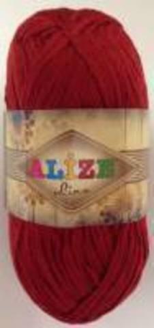 LINO Alize ( 75% вискоза, 25% лён, 175 м/ 50 гр)