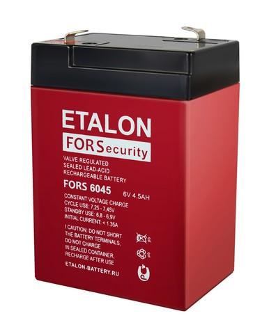 Аккумулятор ETALON FORS 6045