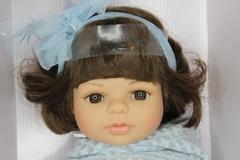Кукла Лаура в голубом, Berjuan (Берхуан) 40 см