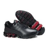 Adidas Porsche Design Black Red Leather