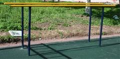 Брусья уличные параллельные малые для открытых площадках