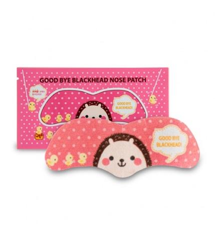 SeaNtree Good Bye Blackhead Nose Patch очищающие полоски для носа