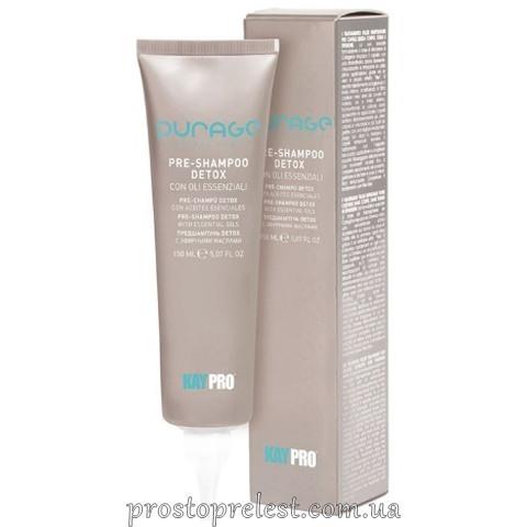 KayPro Purage Pre-Shampoo Detox – Очищаючий детокс-догляд перед шампунем