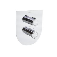 Встраиваемый термостатический смеситель для душа AROLA 268712S на 2 выхода