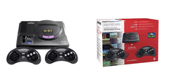 Игровая приставка Retro Genesis 8 Bit Classic