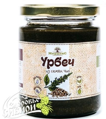 Урбеч из семян чиа, 230 гр