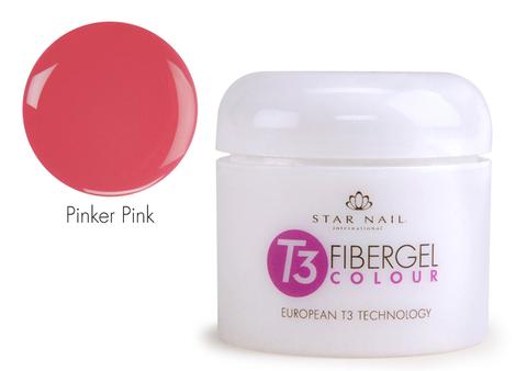 Гель Т3 с кератином розово-розовый 28,4 г