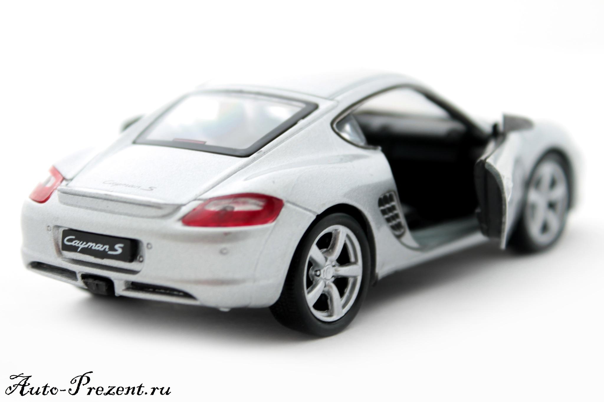 Машинка-игрушка Porsche Cayman S