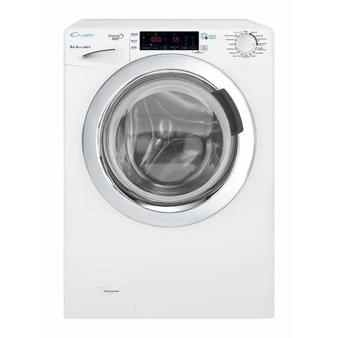 Узкая стиральная машина Candy GrandO Vita Smart GVS44 138TWHC-07