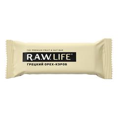 R.A.W Life орехово-фруктовый батончик Грецкий орех-Кэроб 47 гр