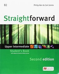 Straightforward 2Ed Upp-Int SB +Webcode +eBook