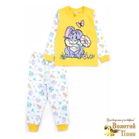 Пижама хлопок девочке (2-5) 210127-MD566