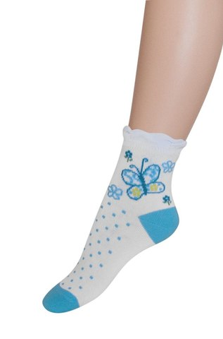 Носки для девочки Бабочка Parasoks