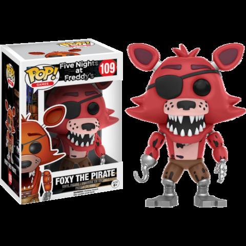 Фигурка Funko Pop! Games: Five Nights At Freddy's - Foxy the Pirate