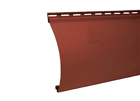 Блок хаус Альта-Профиль - Красно-коричневый