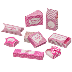 Мамины сокровища - набор коробочек.