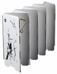 Экран ветрозащитный для горелок Alocs CS-B05 steel