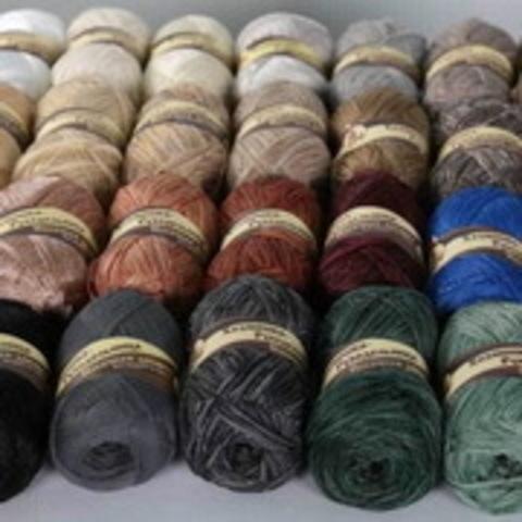 Носочная добавка Калейдоскоп 59709 (10 разных цветов)