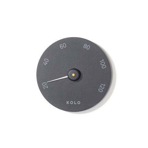 Термометр для сауны KOLO Термометр KOLO (черный)