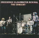 Creedence Clearwater Revival / The Concert (CD)