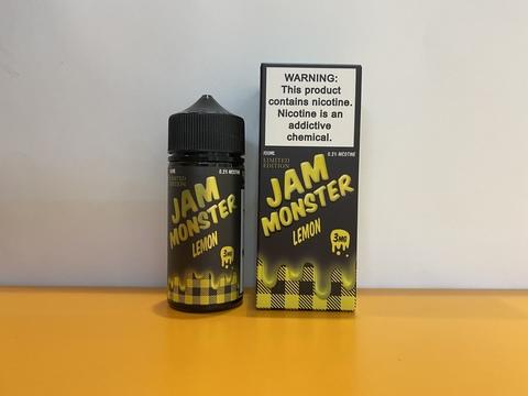 Lemon by Jam Monster 100ml