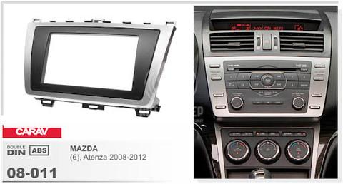 Рамка переходная Carav 11-121 Mazda