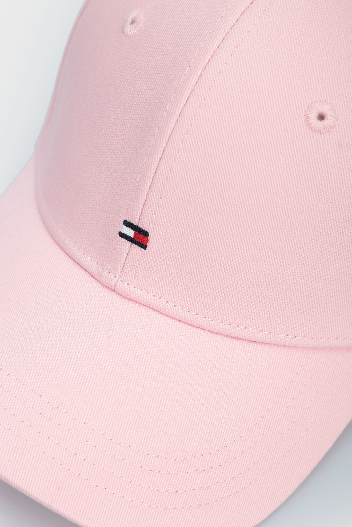 Женская розовая кепка BB Tommy Hilfiger