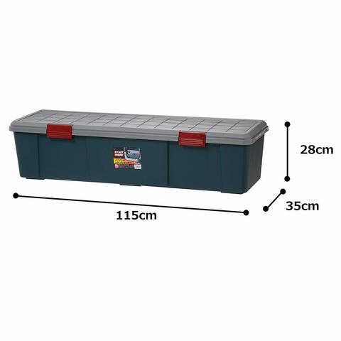 Экспедиционный ящик IRIS RV Box 1150D, размеры.