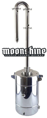 Самогонный аппарат Moonshine Medium фланец 2