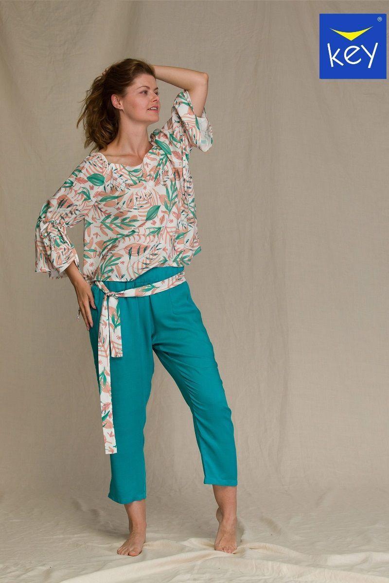 Комплект женский со штанами KEY LHS 950 2 A21