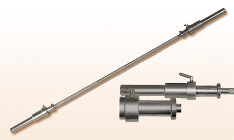 Гриф Barbell 2200 мм d 50 мм для пауэрлифтинга 600 кг