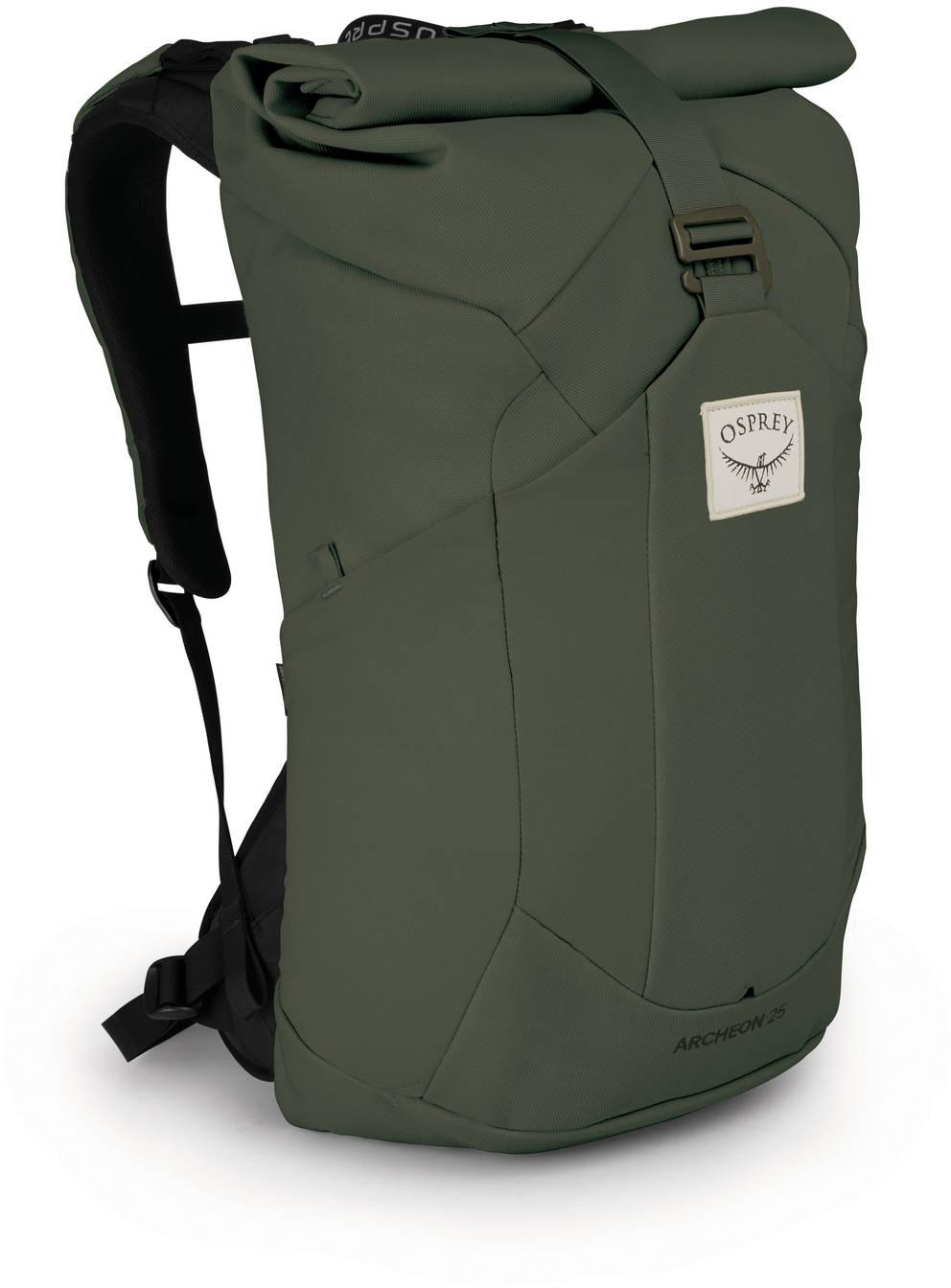 Городские рюкзаки Рюкзак Osprey Archeon 25 M's Haybale Green Archeon_M_25_S20_Side_Haybale_Green_web.jpg