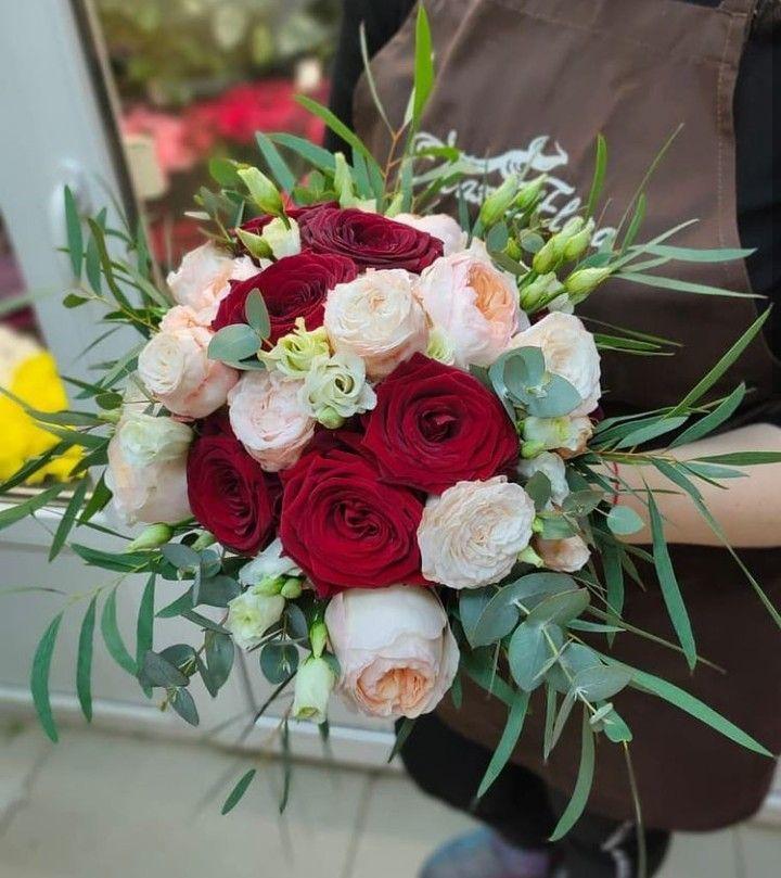 Букет невесты (БН- 24)