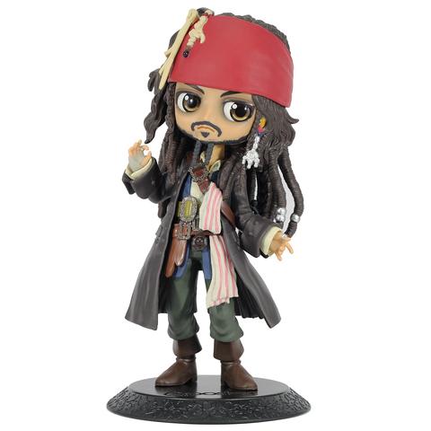 Фигурка Q posket Disney Characters: Jack Sparrow (Ver A) BP16540