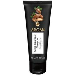 Шампунь для волос с маслом арганы MAY ISLAND