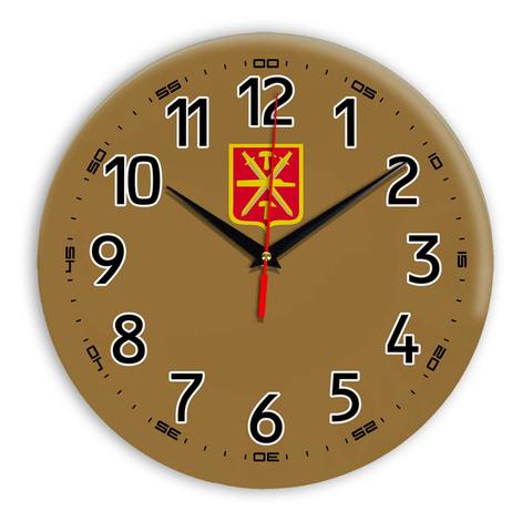 Интерьерные часы герб Тула 11