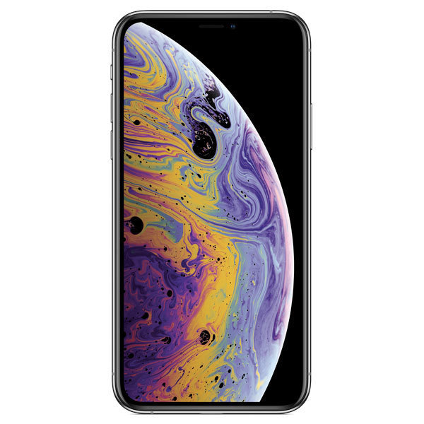 Новый Apple iPhone XS 256 ГБ Серебристый (обменка ростест)