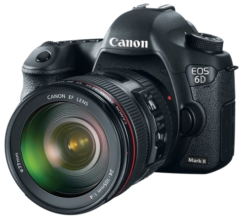 Canon EOS 6D Mark II kit 24-105mmf/4L IS USM