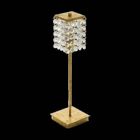 Настольная лампа Eglo PYTON GOLD 97725