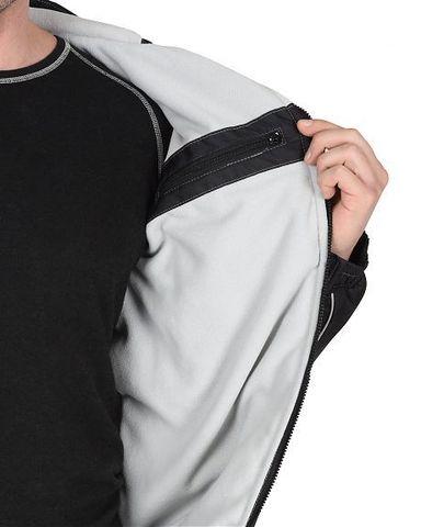 Куртка ИТР черныя