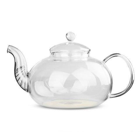 Чайник для варки из жаропрочного стекла
