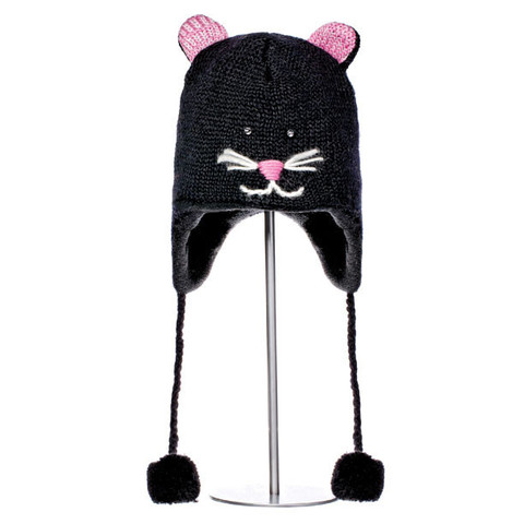 Картинка шапка с ушами Knitwits Kiki the Kitty  - 1