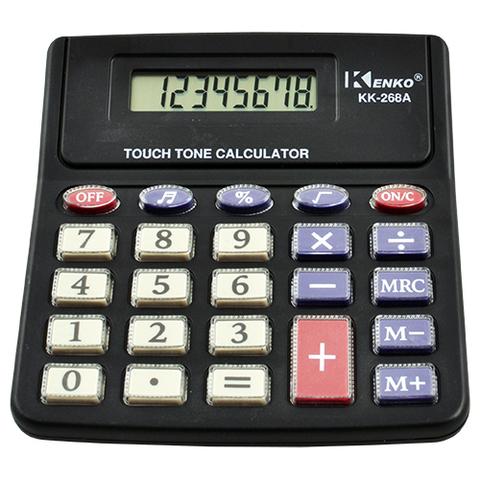 Калькулятор Kenko K 268/729A/8819A