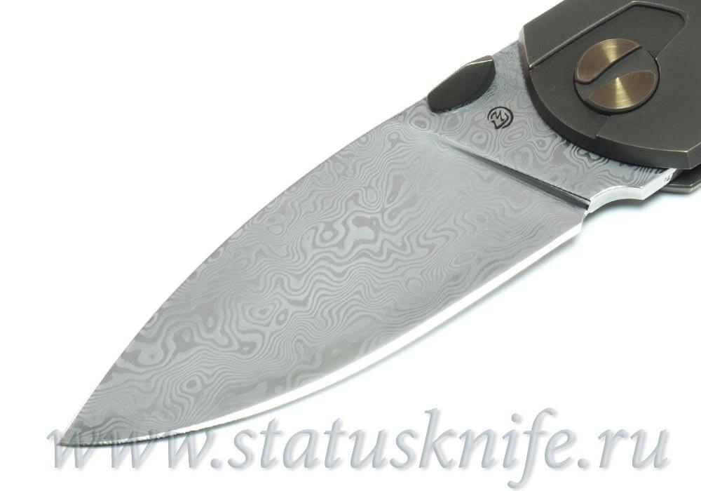 Нож Чебуркова Custom Тукан дамаск - фотография