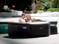 СПА-бассейн Jet Massage восьмигранный