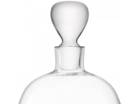 Декантер Islay Whisky с деревянной подставкой 1 л