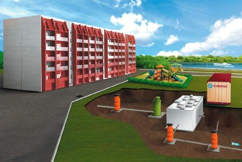 Проектирование и строительство систем водоснабжения и канализации