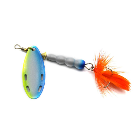 Блесна Extreme Fishing Certain Obsession №3 12g 19-PearlWh/WhBlYe