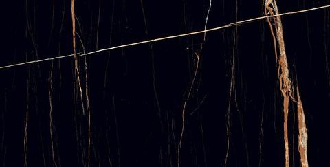 Sahara Black Керамогранит черный 60x120 полированный