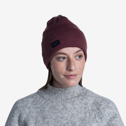 Вязаная шапка Buff Hat Knitted Niels Tidal фото 2